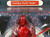 Christmas Darth Vader Photo